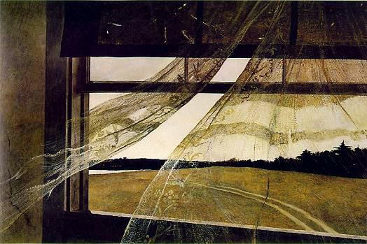 Andrew Wyeth, Vento dal mare, 1947