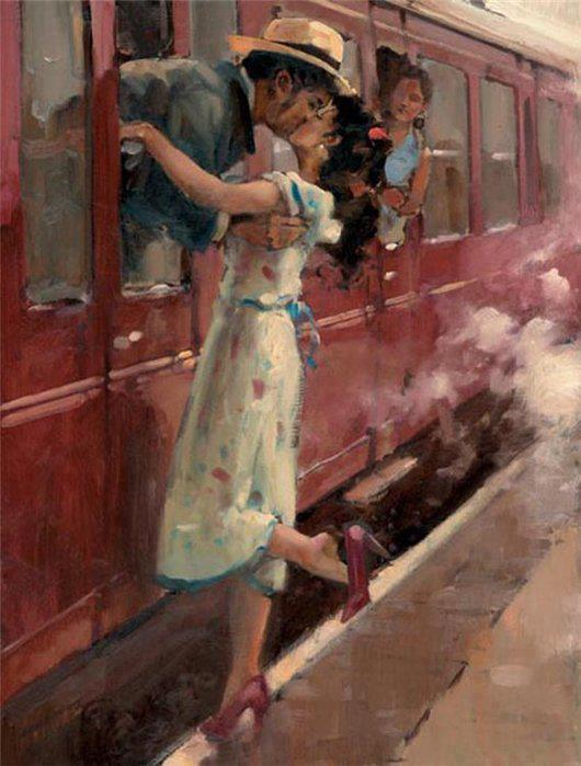 Love is in the air di Raymond Leech