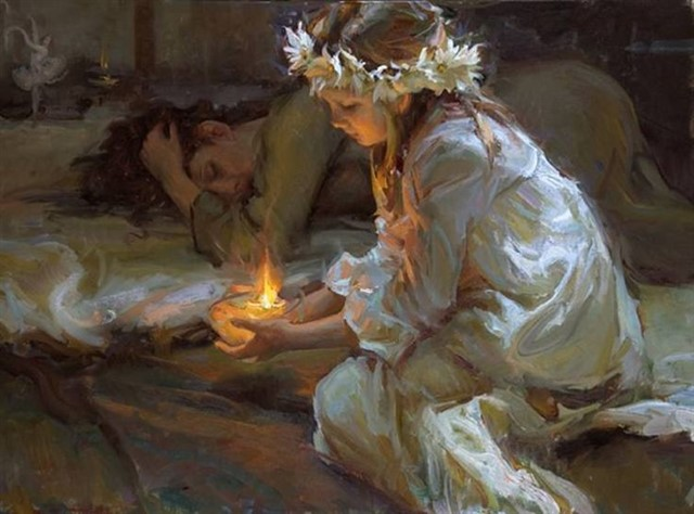 Dawn of Hope, by Daniel Gerhartz