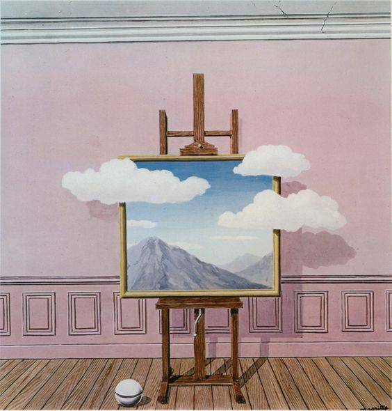Magritte - The vengeance