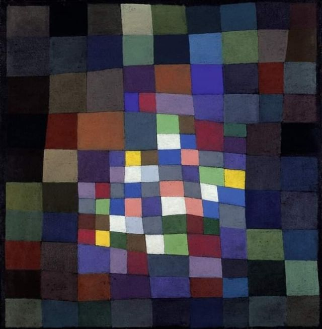 Paul Klee – Blooming, 1934 Kunstmuseum Winterthur, Switzerland