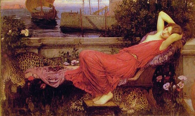 John William Waterhouse, Ariadne