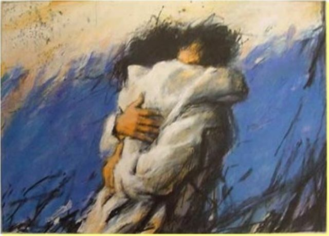 Peter Wever - Embrace (1950)