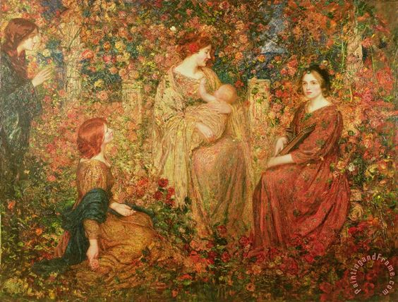 Thomas Edwin Mostyn - The Child