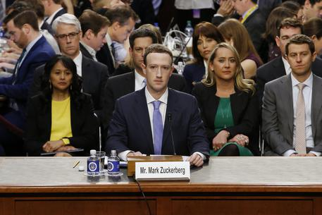 Mark Zuckerberg, sbagliato con Cambridge Analytica