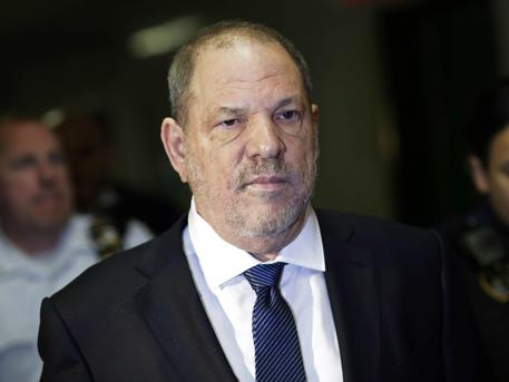 WASHINGTON, Weinstein, patteggiamento da 44 milioni