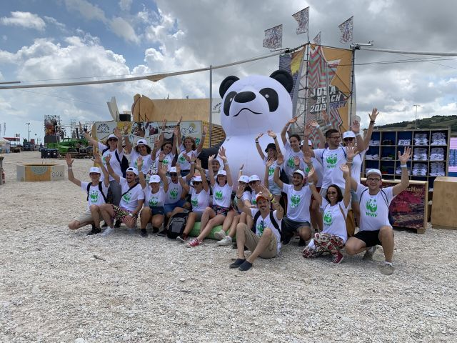 JOVA BEACH PARTY: WWF, PIANTATI 500 MILA SEMI DI SOSTENIBILITÀ