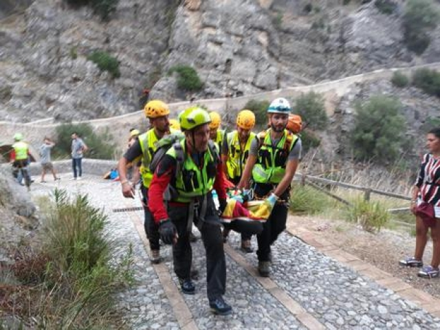 CIVITA (COSENZA), travolti dal torrente in piena, 10 morti