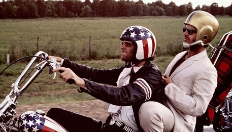 E' morto Peter Fonda, icona di Easy Rider