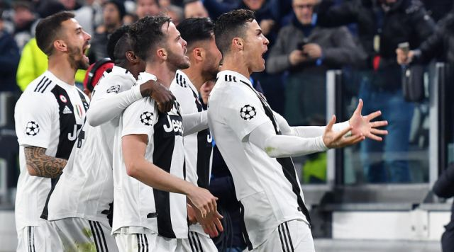 Champions League, Juventus-Atletico 3-0, super Ronaldo