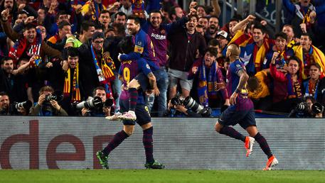 Champions League: Barcellona-Liverpool 3-0, Messi ipoteca la finale