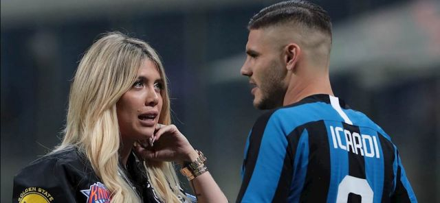 Icardi choc, causa all'Inter per 1.5 mln