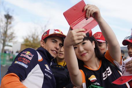MotoGp: Marquez vince anche in Giappone
