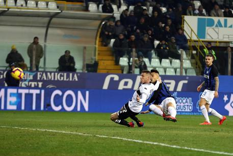 Serie A: Parma Inter 0-1, decide Martinez