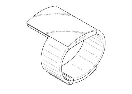 Samsung, smartwatch con mega-display